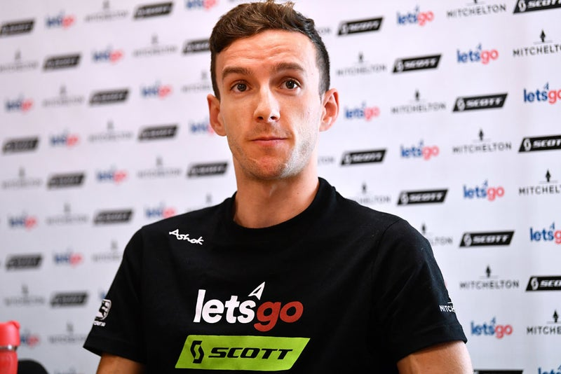 Porte on the up after BMC's time trial win