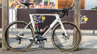 Pro Bike Gallery: Stefan Küng's BMC Timemachine Road disc