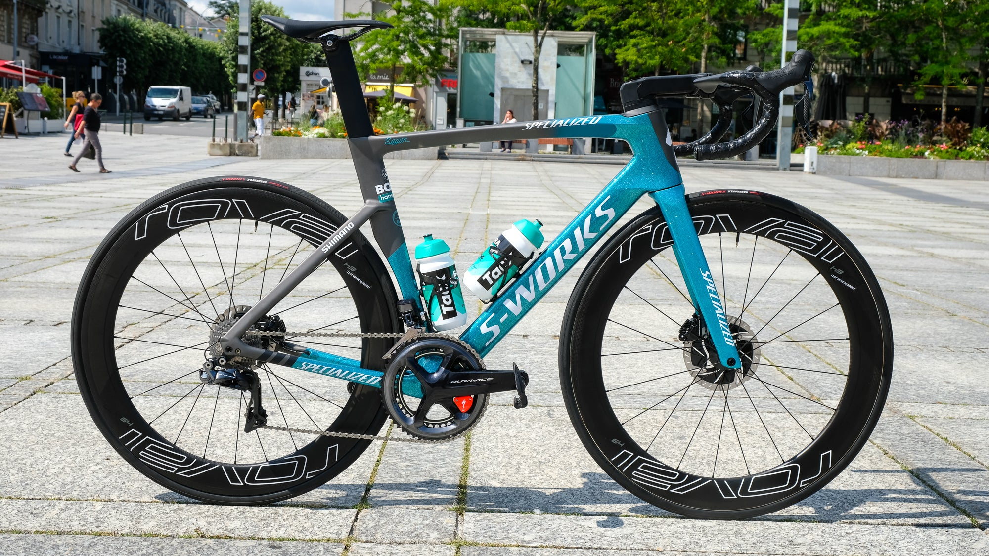 ae1a5450a2 Pro Bike Gallery  Peter Sagan s custom Specialized S-Works Venge ...