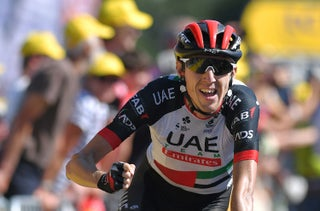 Dan Martin's Tour jersey is missing one small detail