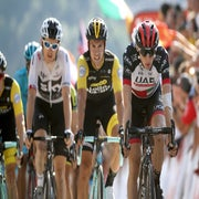 Tour de France: Martin makes intentions clear with stage 10 attack