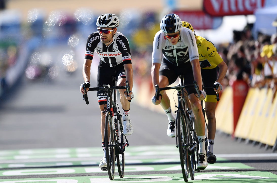 Tour roundtable: Leadership questions, sprinter slaughter, and a fight