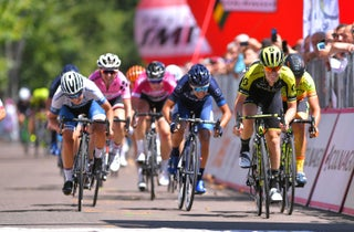 Giro Rosa stage 4: D'hoore doubles up