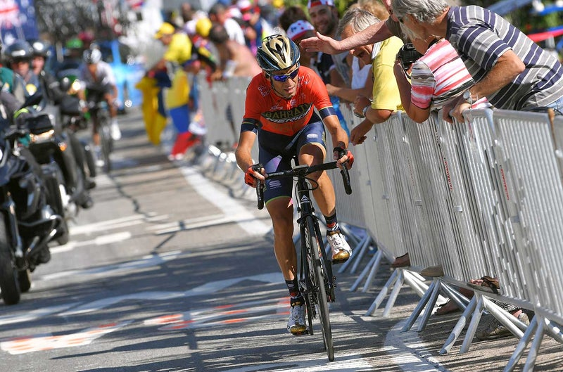 Tour de France 2018: Former champion Vincenzo Nibali abandons after freak crash