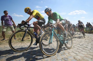 Sagan: Tour's cobbled stage was a crazy day