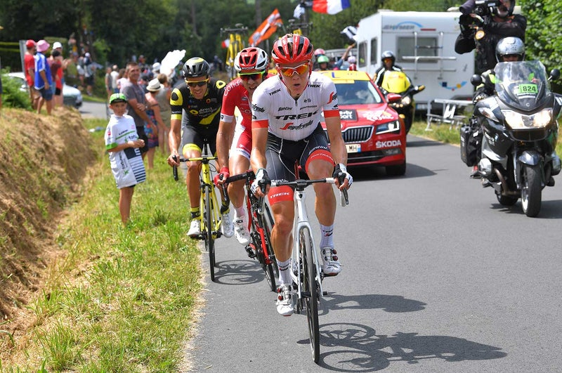 Martin wins Tour de Frances 6th stage, Van Avermaet keeps yellow jersey