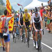 Measuring the impact of taunting, jeering Team Sky at the Tour de France
