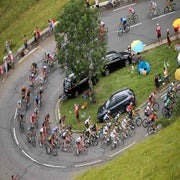 The peloton's perspective on Tour de France's stage 17 experiment