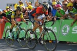 After Nibali, Froome incidents, Tour chief calls on fans to respect riders