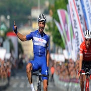 Alaphilippe sprints to his first Clásica San Sebastián win