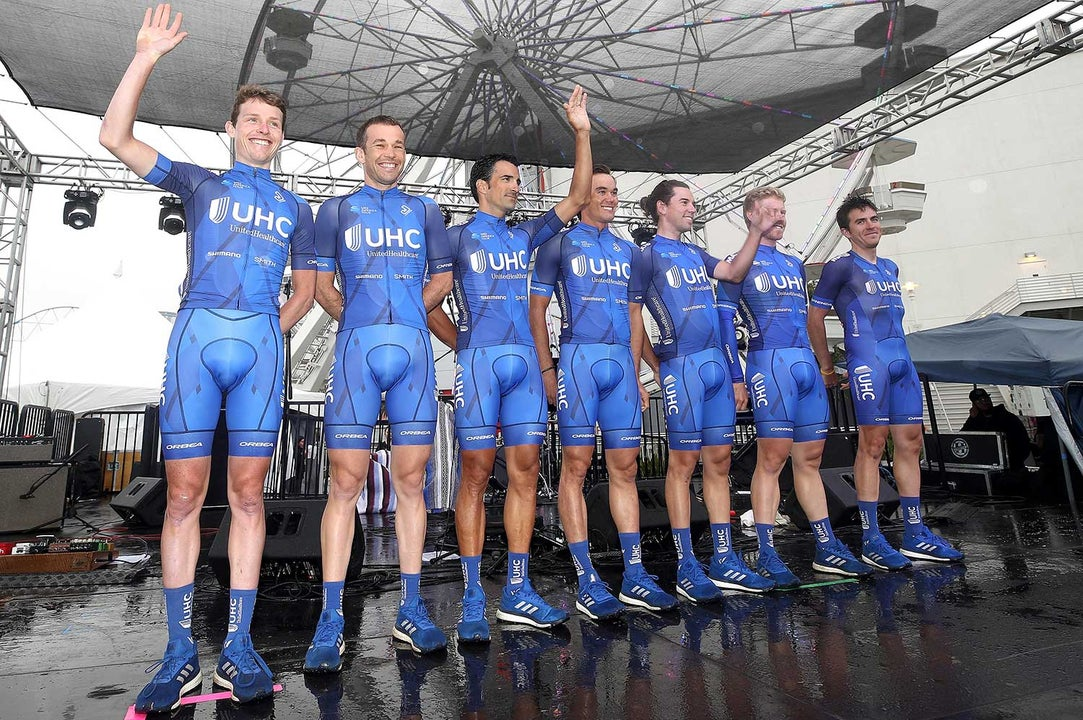 Momentum Sports fights to keep UnitedHealthcare team afloat