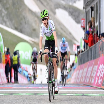 Dimension Data announce roster to back Meintjes at Vuelta