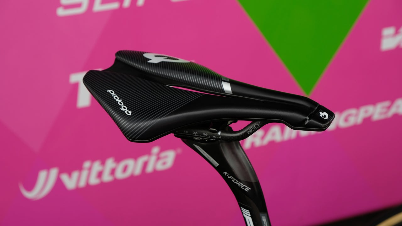 Tech trend: Snub-nose saddles at Colorado Classic
