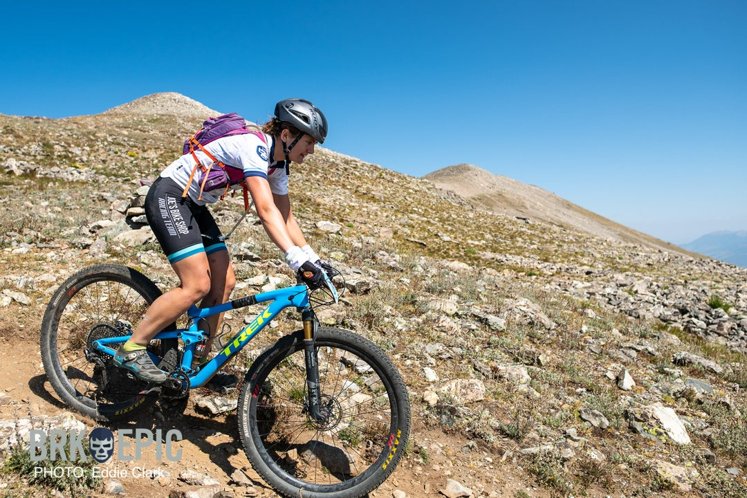 Video: Breck Epic done and Gold Dusted on stage 6