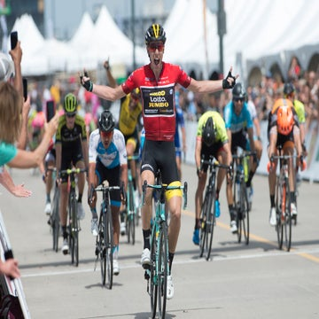 Colorado Classic: Eenkhoorn wins stage; Mannion defends lead