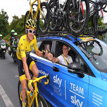 Thomas signs new three-year-deal with Team Sky