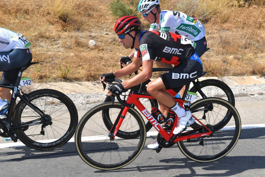 Porte plummets as Vuelta trims a few big names