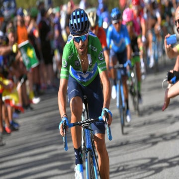 Valverde: Sky gifted Vuelta lead in stage 5