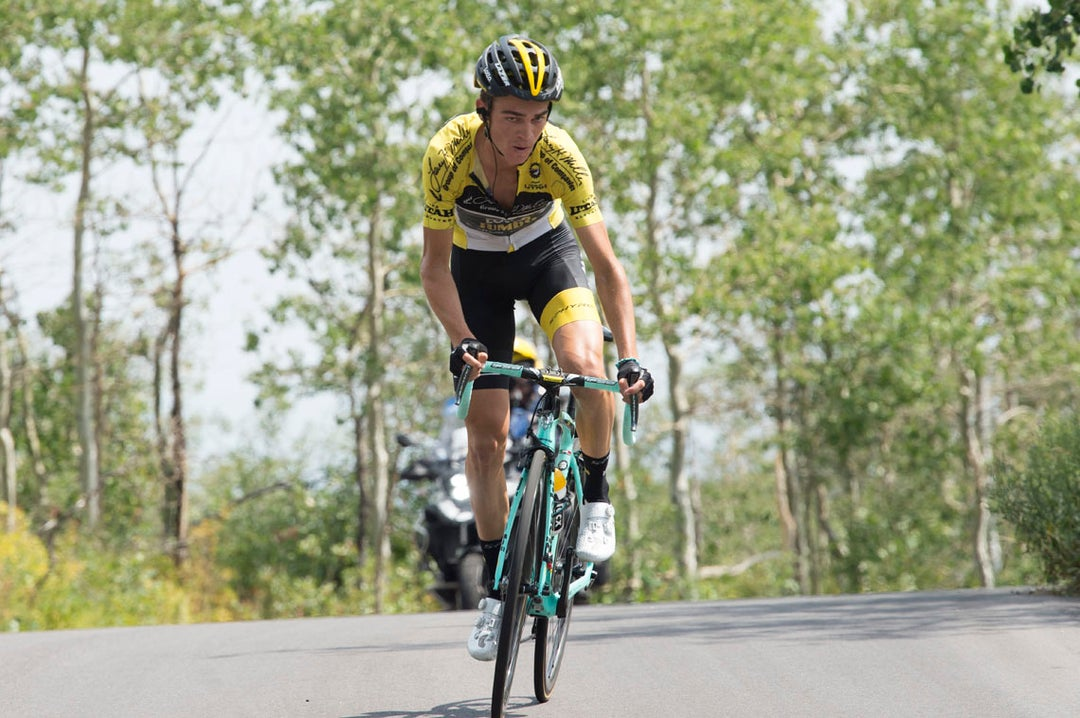 Kuss carries grand tour experience into 2019