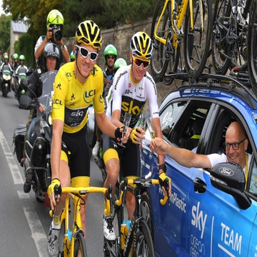 Analysis: Vuelta is more exciting without Thomas, Froome
