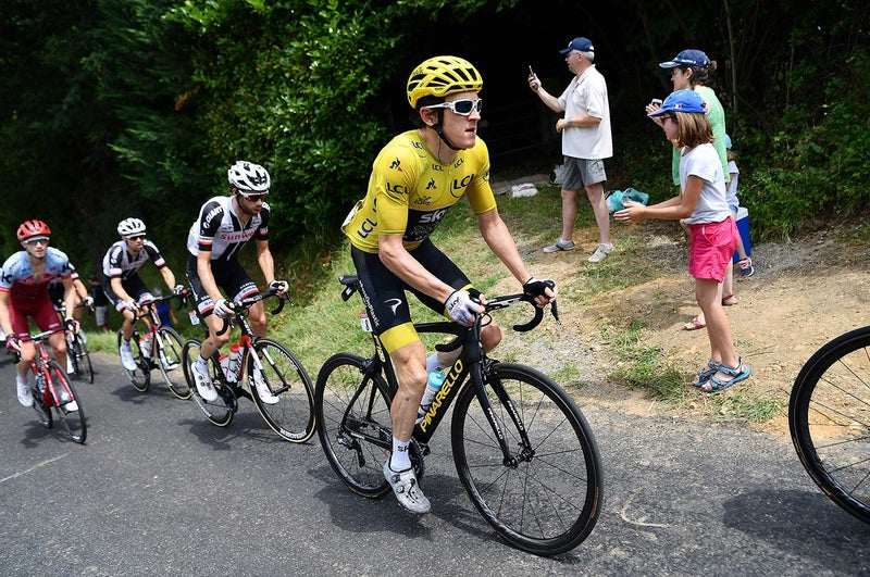Thomas to lead Tour of Germany field