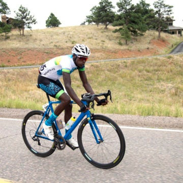 Team Rwanda undeterred despite epic travel delays, DNFs in Colorado