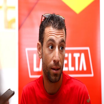 Vuelta: Nibali worried back problems will upset career