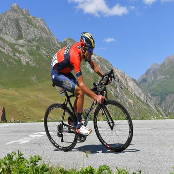Nibali contract talks 'on hold' in wake of blockbuster McLaren deal