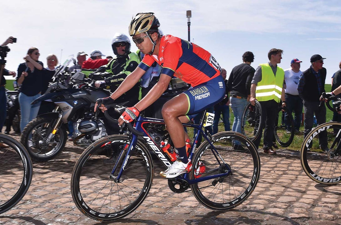 Could Meiyin Wang be the one to lead China to the WorldTour?