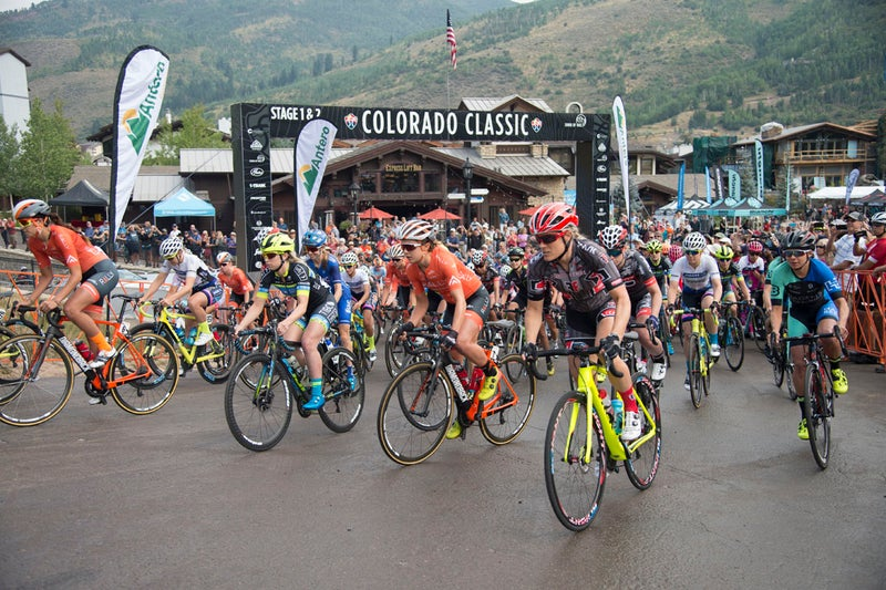 Colorado Classic gallery: Stage 1 surprise