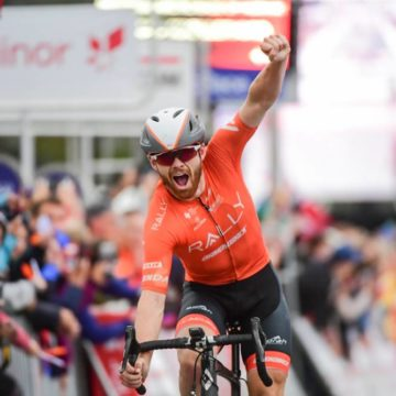 American Colin Joyce wins Arctic Race of Norway stage 2