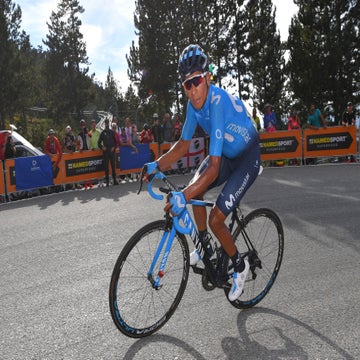 Quintana takes queen stage at Colombia; Lopez secures overall.