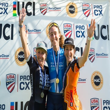 Nittany Lion Cross, day one: Zaveta and Werner take the spoils