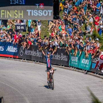 Commentary: American cycling's big moment