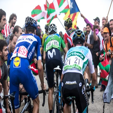 Vuelta Photo Essay: Yates rides to overall victory