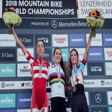 VeloNews Show: Courtney conquers MTB worlds