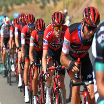 BMC Racing leaving peloton with head held high