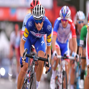 Spain hails Enric Mas as next big thing after Vuelta performance