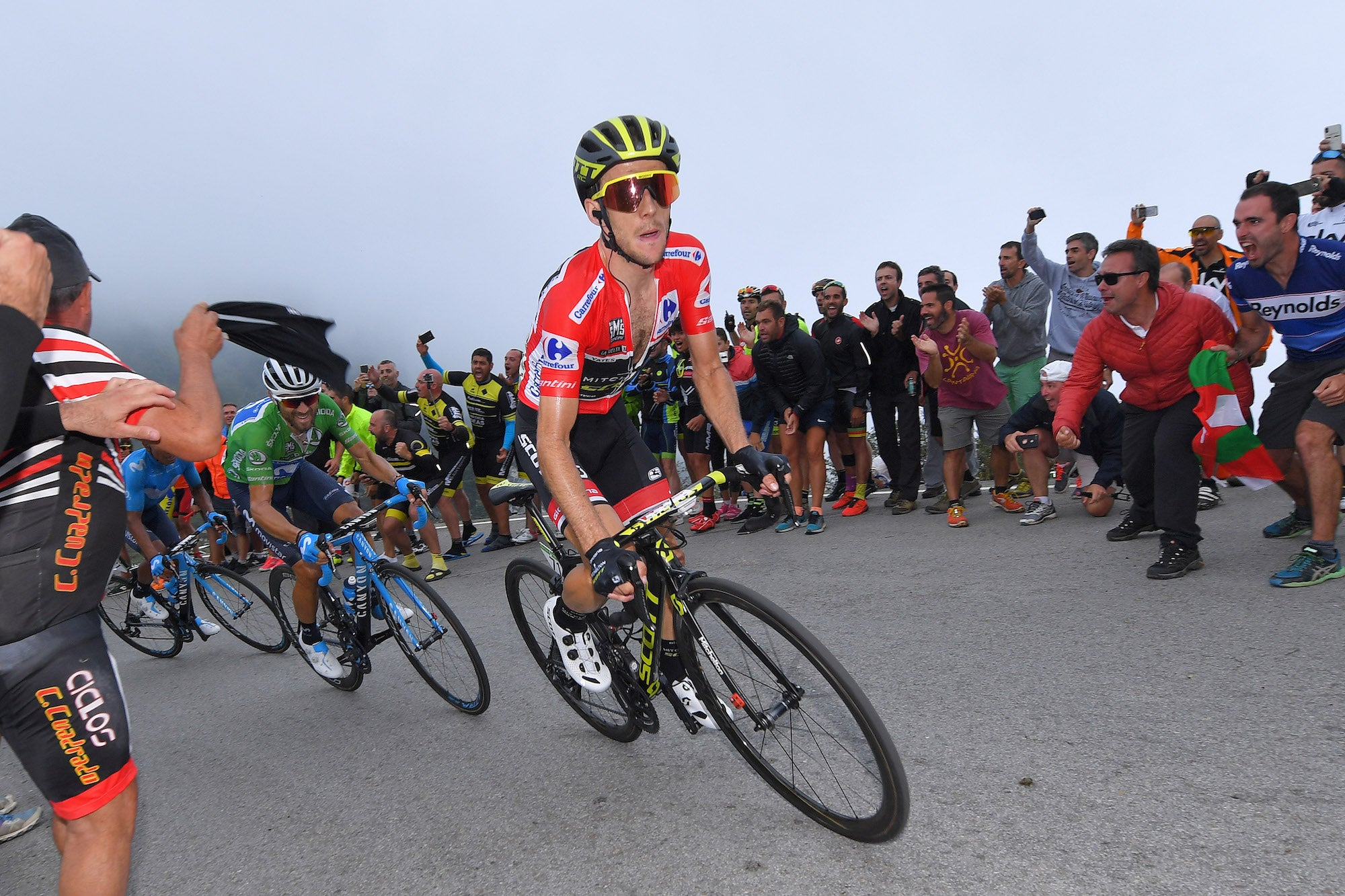 Triumphant Yates won't turn back on his aggressive style ? VeloNews.com