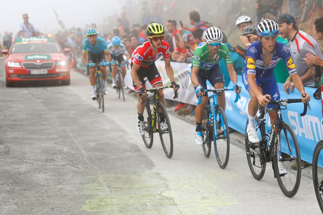Yates vs. Movistar — Vuelta's final GC battle looms