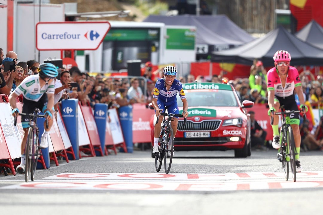 Valverde, Mas cannot answer Yates
