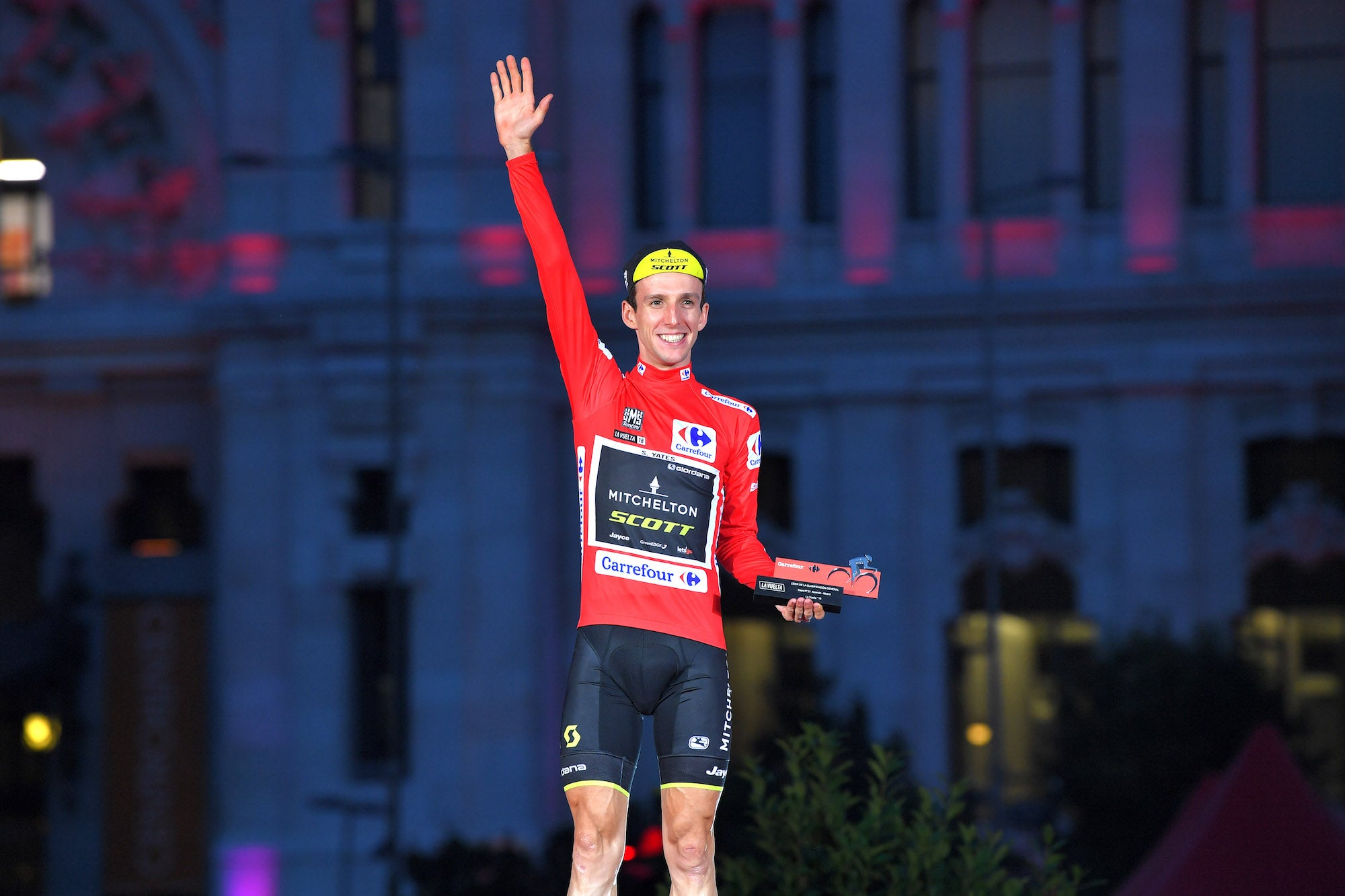 Yates steps out of Sky shadows to reign in Spain ? VeloNews.com