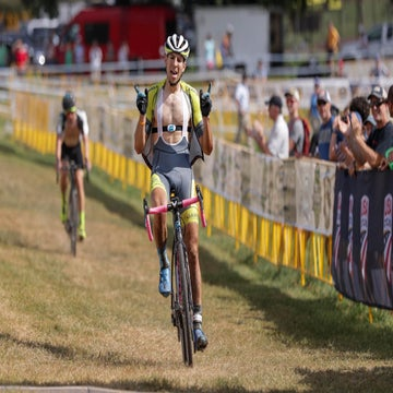 ProCX: Werner takes two; Anthony wins Deschutes GO Cross