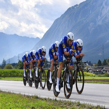 With worlds TTT win, Quick-Step moves closer to Lefevere's season record