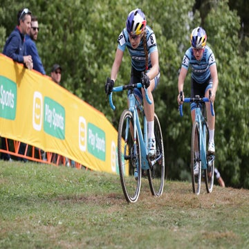 Trek CX Cup: Richards and Hermans battle wind for the win