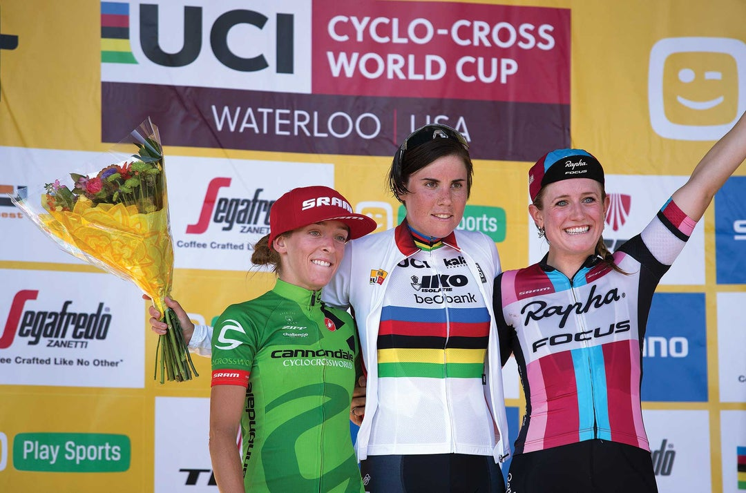 Passion powers Trek's investment in cyclocross