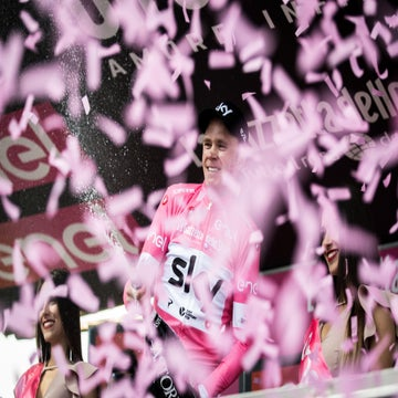 Mountainous 2019 Giro d'Italia route bookended by time trials