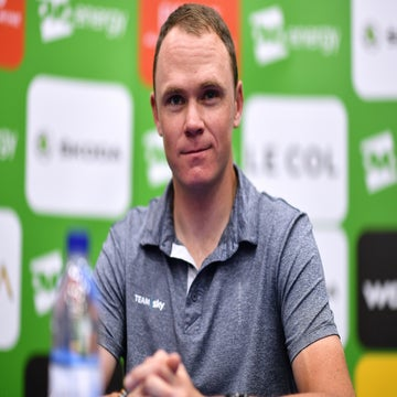 Froome in no hurry to set 2019 markers