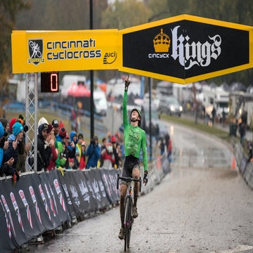 Cincy CX: Noble and Hecht dominate day one