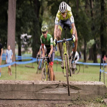 Charm City Cross, day one: Noble and Werner fight to win